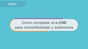 video tutorial para monotributistas y autónomos